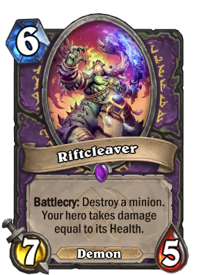 Riftcleaver Card Image