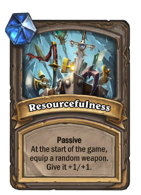 Resourcefulness Card Image