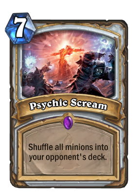 Psychic Scream Card Image