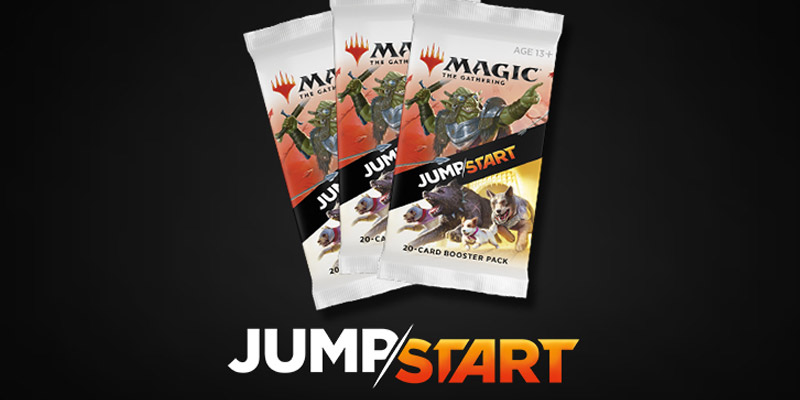 JumpStart Hits MTG Arena on July 16 for 1 Month - Details on the Limited-Time Event