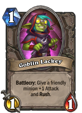 Goblin Lackey Card Image