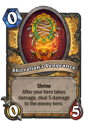 Shirvallah's Vengeance Card Image