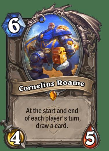Cornelius Roame Card Image