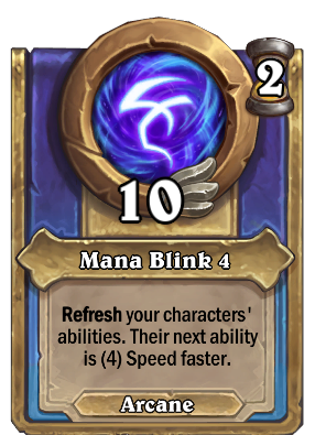 Mana Blink 4 Card Image