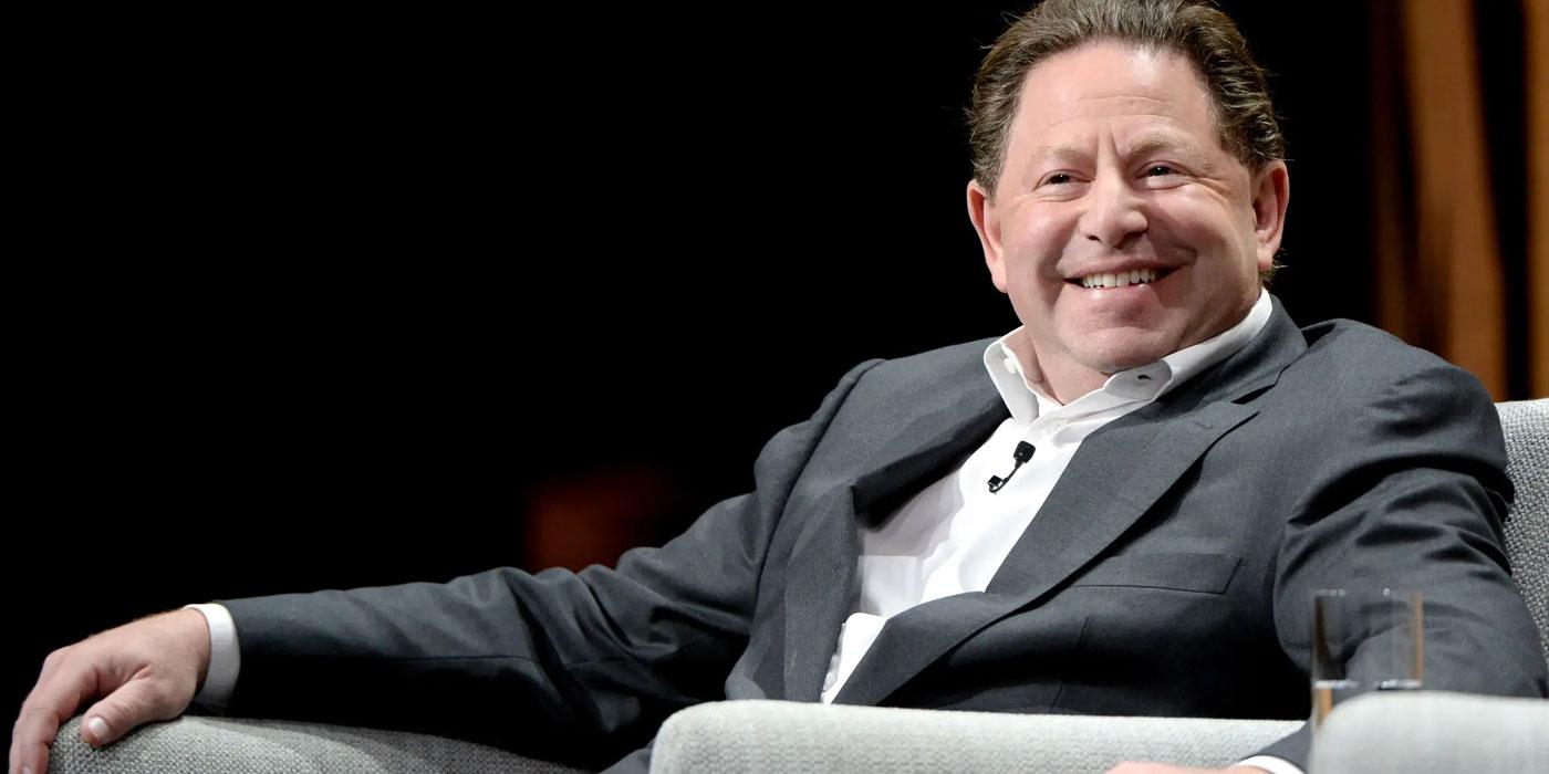 Activision Blizzard CEO Bobby Kotick Calls Original Response Tone Deaf, Responds to Lawsuit