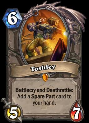 Toshley Card Image