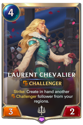 Laurent Chevalier Card Image