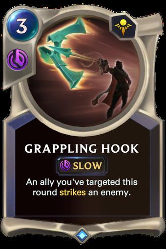 Grappling Hook Card Image