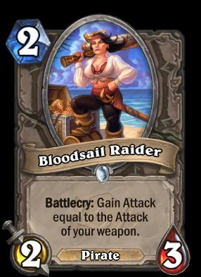 Bloodsail Raider Card Image