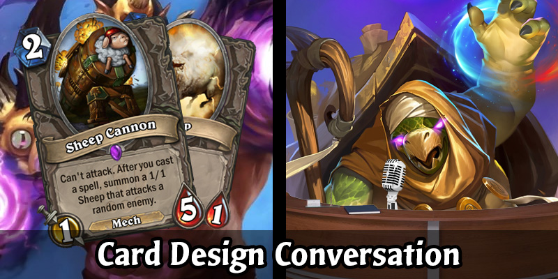 Card Design Conversation - Ogre There