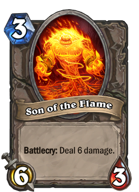 Son of the Flame Card Image