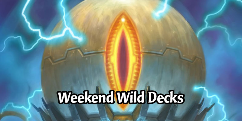 A Wild Hearthstone Weekend Featuring Big Warrior, Mecha'thun Rogue, Combo Warlock, and More!