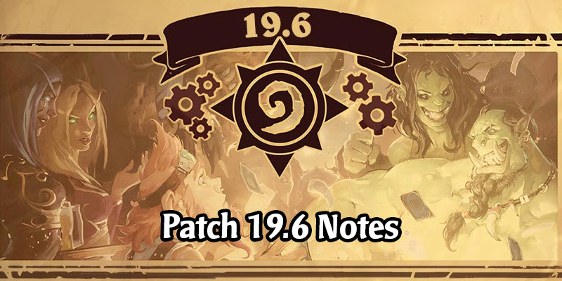 Hearthstone Patch 19.6 - High Abbess Alura Nerfed, Barrens Pre-Order, Darkmoon Prizes is Over, Duels Balance, and More!
