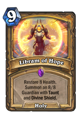 Libram of Hope Card Image