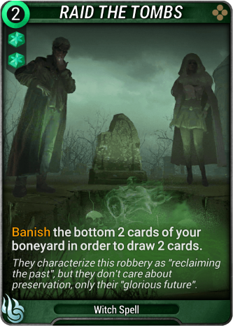 Raid the Tombs Card Image