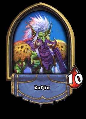 Zul'jin Card Image