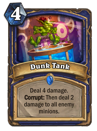 Dunk Tank Card Image