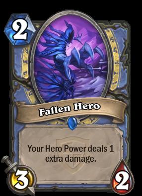 Fallen Hero Card Image