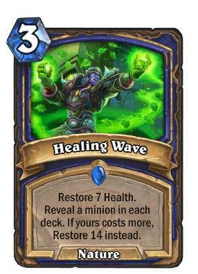 Healing Wave Card Image
