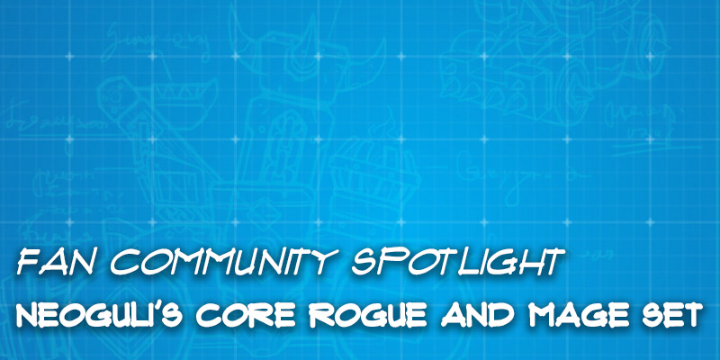 Fan Community Spotlight - Neoguli's Core Set Reworks - Part 3 (Rogue and Mage)