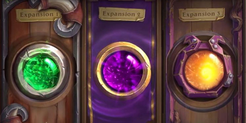 Hearthstone Announces Year of the Phoenix - Roadmap, Expansion Teaser, Video