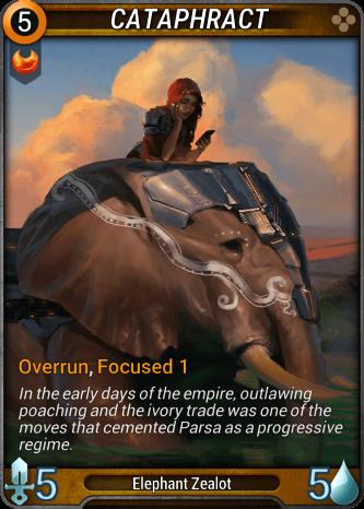 Cataphract Card Image