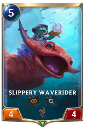Slippery Waverider Card Image