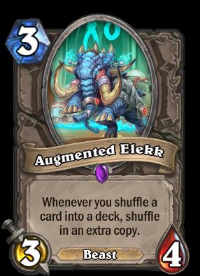 Augmented Elekk Card Image