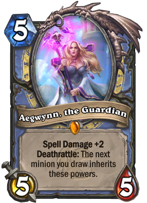 Aegwynn, the Guardian Card Image