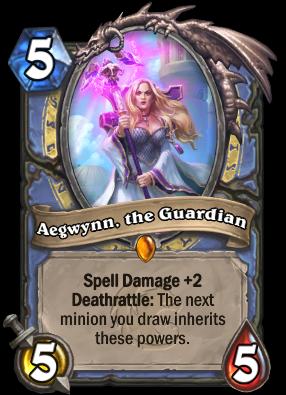 Aegwynn, the Guardian Card Image