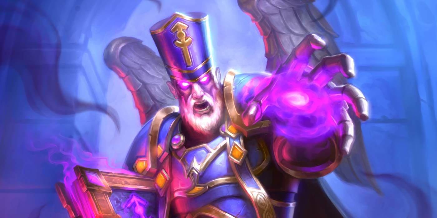 Reviewing Hearthstone's New Priest Cards Arriving With United in Stormwind