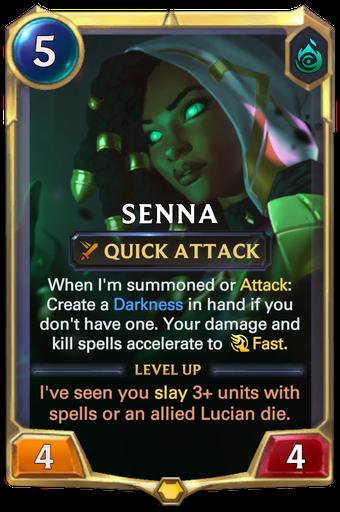 Senna Card Image