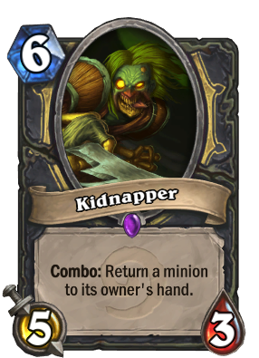 Kidnapper Card Image
