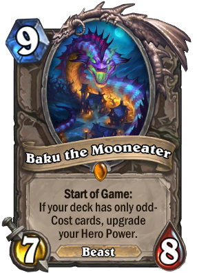 Baku the Mooneater Card Image