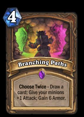 Branching Paths Card Image