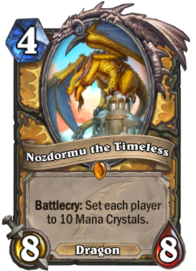 Nozdormu the Timeless Card Image
