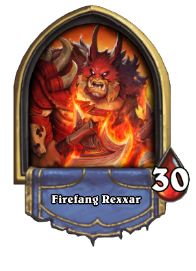 Firefang Rexxar Card Image