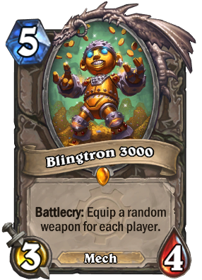 Blingtron 3000 Card Image