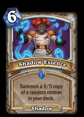 Shadow Essence Card Image