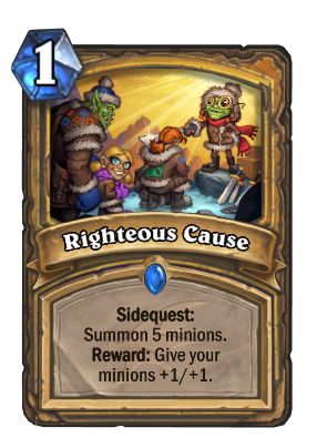 Righteous Cause Card Image