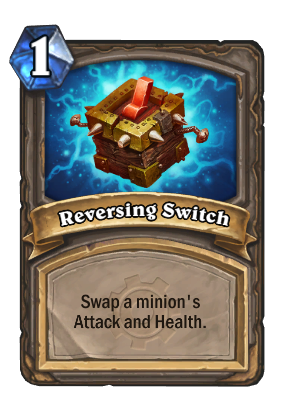 Reversing Switch Card Image