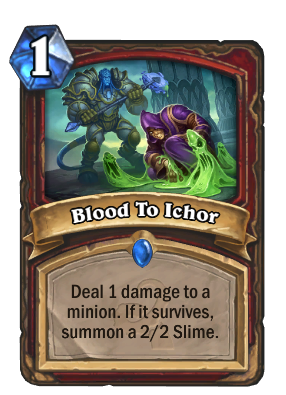 Blood To Ichor Card Image