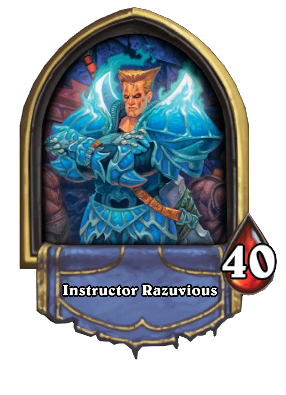 Instructor Razuvious Card Image