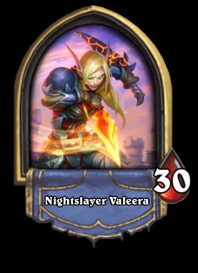 Nightslayer Valeera Card Image