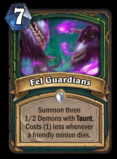 Fel Guardians Card Image