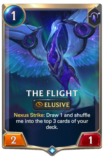 The Flight Card Image