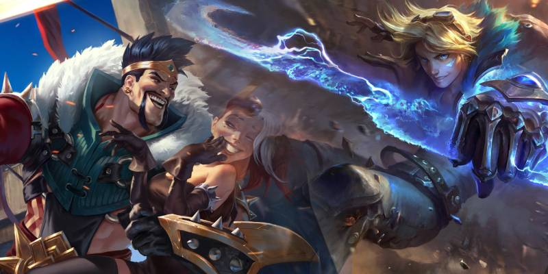 Ezreal & Draven Midrange Deck List and Guide - Runeterra Deck Spotlight