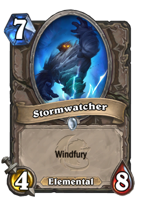Stormwatcher Card Image