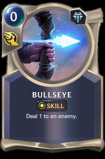Bullseye Card Image