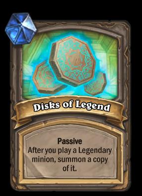Disks of Legend Card Image